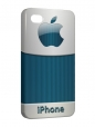 Чехол iPhone 4/4S, метал