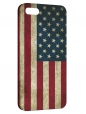 Чехол для iPhone 5/5S, Flag USA
