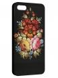 Чехол для iPhone 5/5S, хохлома2