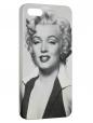 Чехол для iPhone 5/5S, Marilyn Monroe