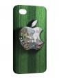 Чехол iPhone 4/4S, apple