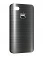 Чехол iPhone 4/4S, металл