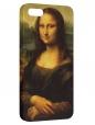 Чехол для iPhone 5/5S, Мона Лиза