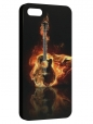 Чехол для iPhone 5/5S, Гитара 5