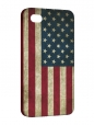 Чехол iPhone 4/4S, Flag USA