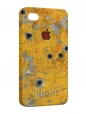 Чехол iPhone 4/4S, боевой