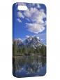 Чехол для iPhone 5/5S, Горы