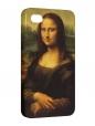 Чехол iPhone 4/4S, Мона Лиза