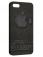 Чехол для iPhone 5/5S, джинсовая