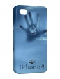 Чехол iPhone 4/4S, Ледяная
