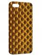 Чехол для iPhone 5/5S, золотая