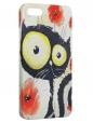 Чехол для iPhone 5/5S, Котик в маках