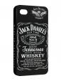 Чехол iPhone 4/4S, jack daniel's