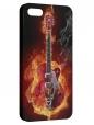 Чехол для iPhone 5/5S, Гитара 3