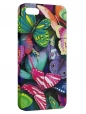 Чехол для iPhone 5/5S, бабочки