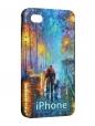 Чехол iPhone 4/4S, парк