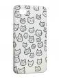Чехол iPhone 4/4S, Кошки