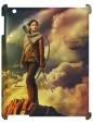 Чехол для iPad 2/3, Голодные Игры Hunger Games Katniss