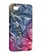Чехол iPhone 4/4S, фольга