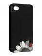 Чехол iPhone 4/4S, божья коровка