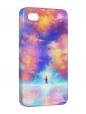 Чехол iPhone 4/4S, Небо Звезды