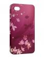 Чехол iPhone 4/4S, розовый