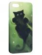 Чехол для iPhone 5/5S, Кот