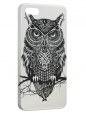 Чехол для iPhone 5/5S, сова