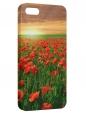 Чехол для iPhone 5/5S, Закат Маки