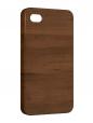 Чехол iPhone 4/4S, Деревянная.