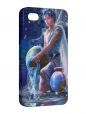 Чехол iPhone 4/4S, Водолей