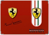 Обложка на права, Ferrari