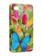 Чехол iPhone 4/4S, Бабочка.