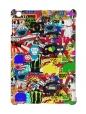 Чехол для iPad Mini, sticker bombing