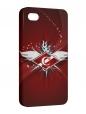 Чехол iPhone 4/4S, Спартак