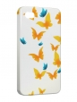 Чехол iPhone 4/4S, Бабочки.