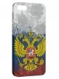 Чехол для iPhone 5/5S, герб РФ