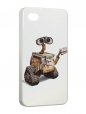 Чехол iPhone 4/4S, Валли.