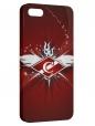Чехол для iPhone 5/5S, Спартак