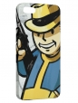 Чехол для iPhone 5/5S, Fallout убежище 13