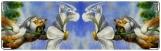 Визитница/Картхолдер, Кот и ангел