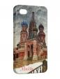 Чехол iPhone 4/4S, Собор Василия Блаженного