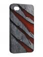Чехол iPhone 4/4S, Царапины.