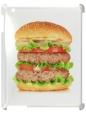 Чехол для iPad 2/3, Гамбургер
