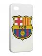 Чехол iPhone 4/4S, Барселона