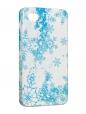 Чехол iPhone 4/4S, Снежинки.