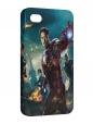 Чехол iPhone 4/4S, Мстители.