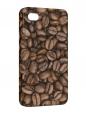 Чехол iPhone 4/4S, кофе