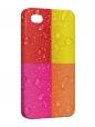 Чехол iPhone 4/4S, 4 цвета.