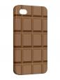 Чехол iPhone 4/4S, Шоколадка.